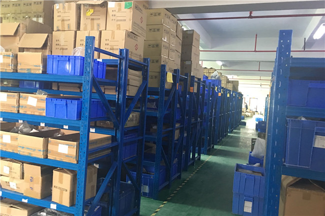 Shenzhen Rong Mei Guang Science And Technology Co., Ltd. factory production line 7