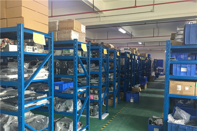 Shenzhen Rong Mei Guang Science And Technology Co., Ltd. factory production line 8