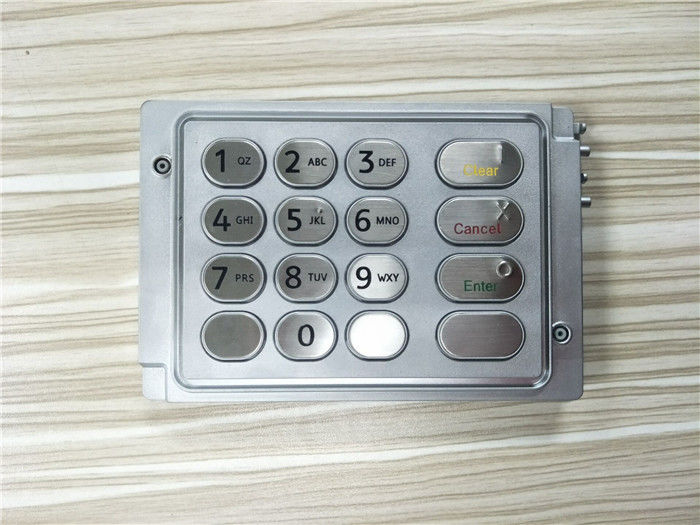 English Version NCR Atm Machine Parts NCR Epp Keyboard 445-0735509 009-0028973