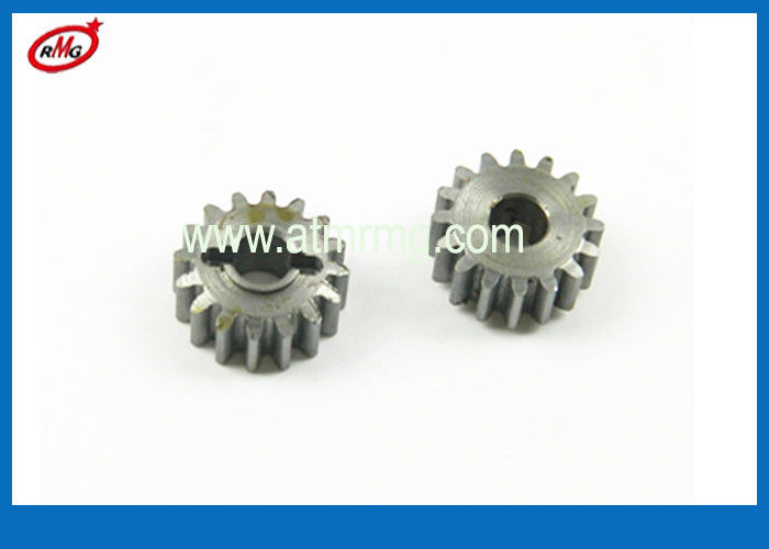 Silver Color Atm Spare Parts NMD 100 BCU Iron Gear A001549 16t Tooth Metal Material