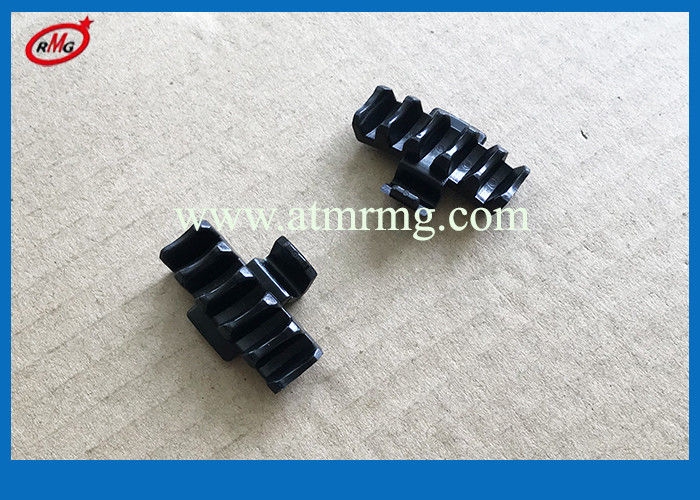 Small Size NCR ATM Parts Ncr Shutter Black Worm Drive Gear 445-0706390 4450706390