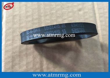China Hyosung atm machine parts rubber belts 10*214*0.65 mm hyosung belt factory