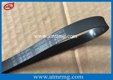 China Hyosung atm components hyosung rubber belts , atm belt 10*300*0.8 mm distributor
