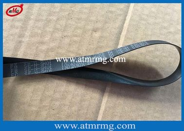 China Hyosung atm machine parts long rubber belts 10*402*0.65 mm , black factory