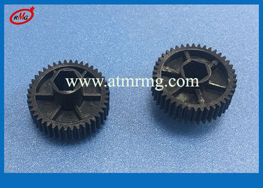 China Black Plastic Cassette Hyosung Atm Omponents 42T Carriage Gear Solid Material factory