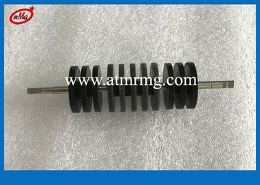 China CCDM VM3 Black Shaft Wincor Nixdorf Spare Parts With 11 Rollers 1750101956-04 distributor