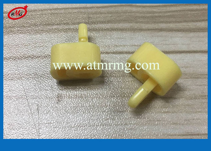 Plastic Material Atm Components Nixdorf 2050 CMD-V4 Clamp Guide Pulley Durable