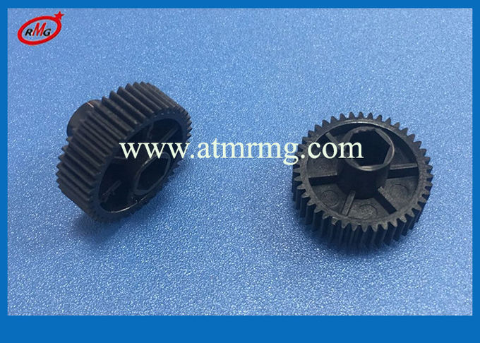 Black Plastic Cassette Hyosung Atm Omponents 42T Carriage Gear Solid Material